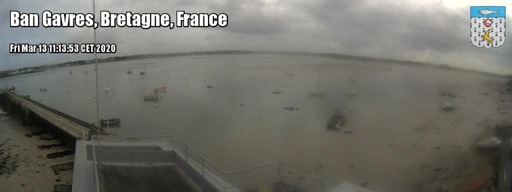 Webcam Port de Ban-Gâvres